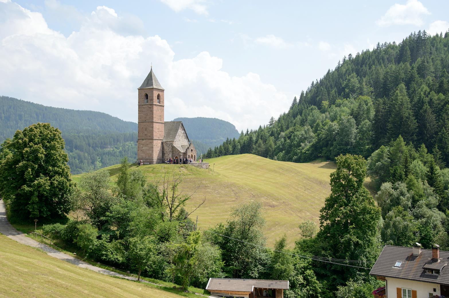 St. Kathrein Kirche Hafling