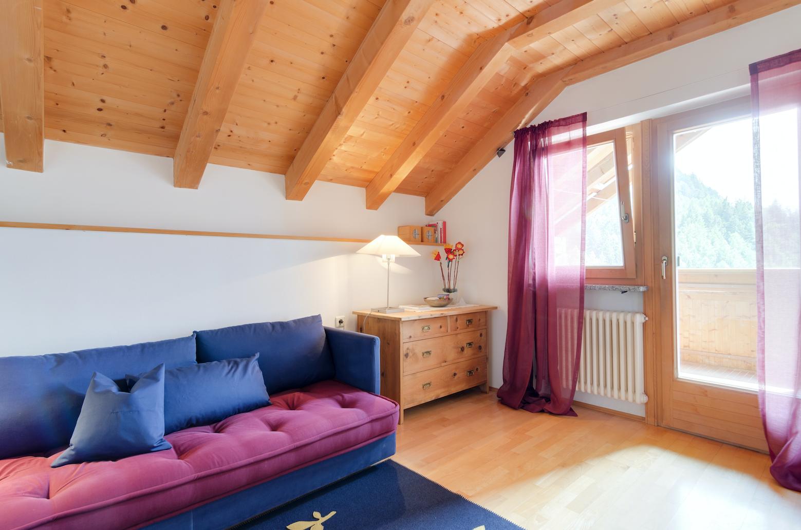 Mansarden-Appartement Hafling