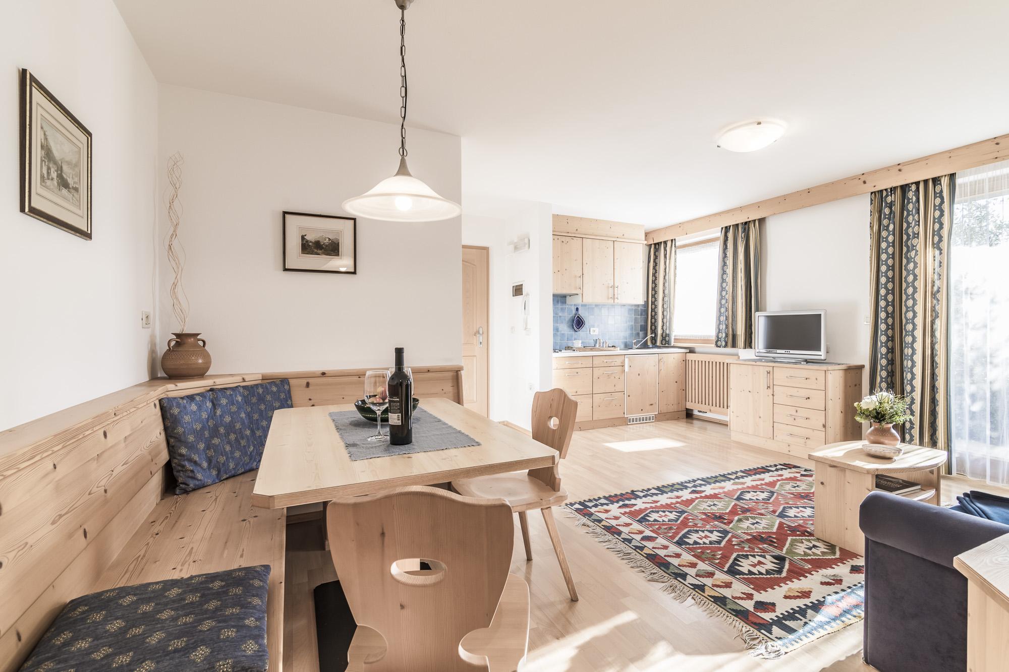 Wohnküche Erdgeschoss Appartament