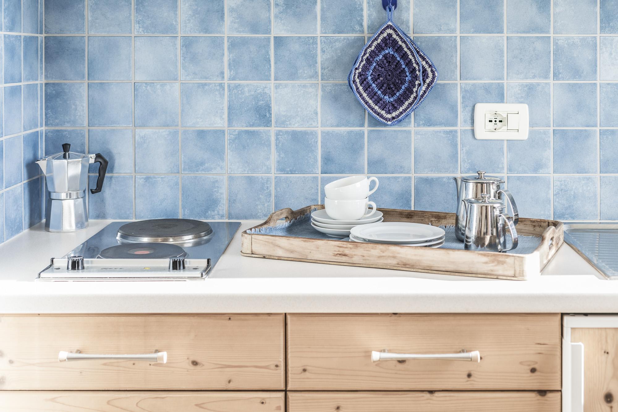 Küche Appartament Elisabeth