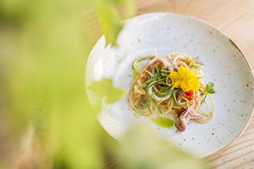Frisches Tiroler Sommergericht